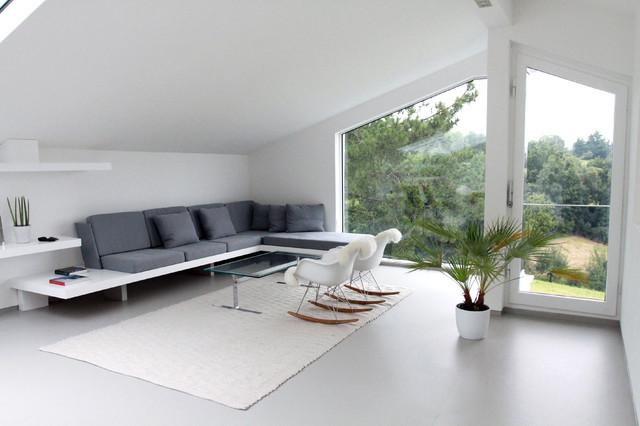 haus t modern wohnbereich stuttgart von karl kaffenberger architektur einrichtung. Black Bedroom Furniture Sets. Home Design Ideas