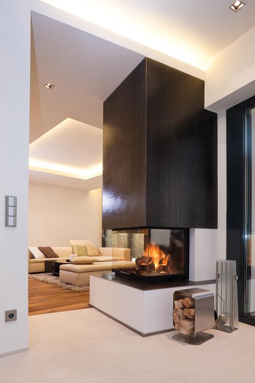 kamin. Black Bedroom Furniture Sets. Home Design Ideas
