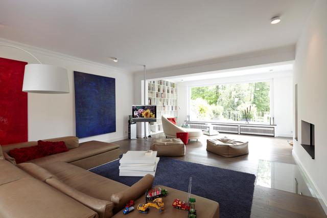 Wohnzimmer mit Kamin Ideen, Design & Bilder | Houzz