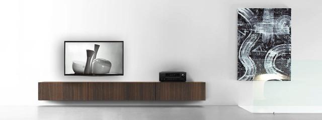 Tv möbel holz modern  Holz TV Möbel aus Eiche - Modern - Wohnbereich - Sonstige - von Livarea