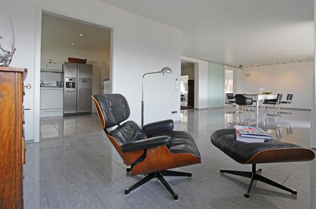 Homestaging, Der Eames Lounge Chair Modern Wohnzimmer