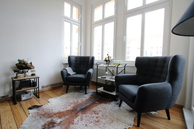 houzzbesuch alberto alvarez industrial wohnzimmer. Black Bedroom Furniture Sets. Home Design Ideas