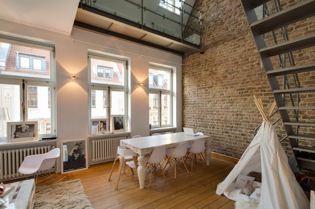 Houzzbesuch bei lena terlutter k ln industrial living for Foto loft arredati