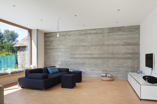 Im wohnbereich modern wohnzimmer berlin von - Wohnzimmer karlsruhe ...