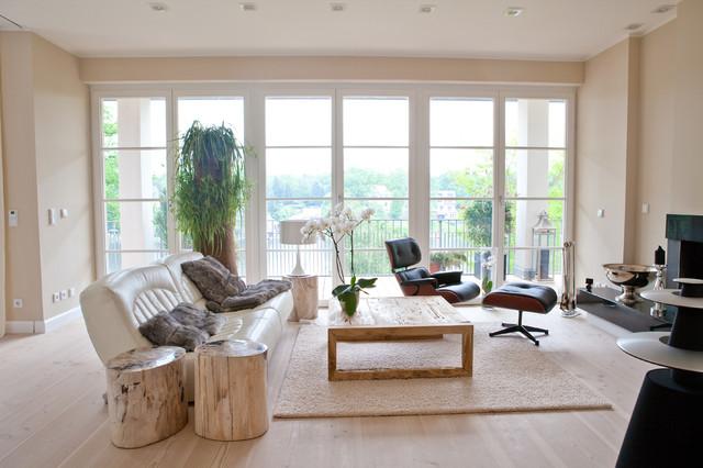 Innenarchitektur Privathaus contemporary-family-room