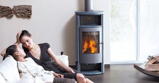 kaminofen jena silbergrau speckstein klassisch wohnbereich sonstige von hase kaminofenbau. Black Bedroom Furniture Sets. Home Design Ideas