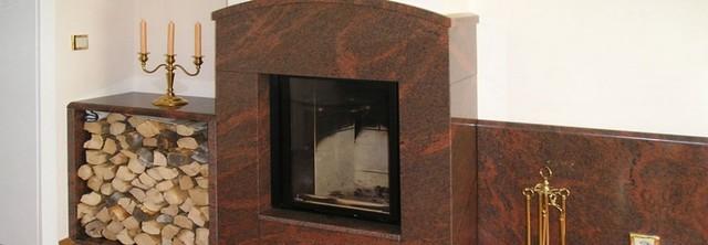 Naumann Naturstein kaminverkleidungen aus naturstein klassisch wohnbereich