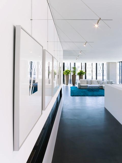 Modern Wohnbereich By Buschfeld