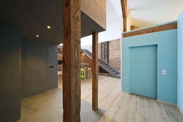 loft kreuzberg. Black Bedroom Furniture Sets. Home Design Ideas