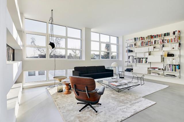 Loftwohnung Köln modern-wohnbereich