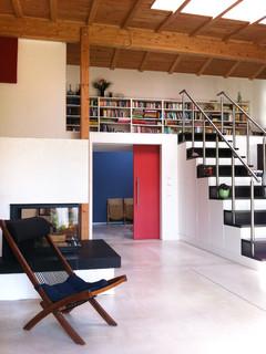 loftwohnung leipzig. Black Bedroom Furniture Sets. Home Design Ideas