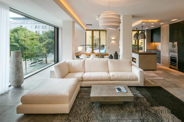 LUX Berlin Mitte - Modern - Wohnbereich - Berlin - von ...
