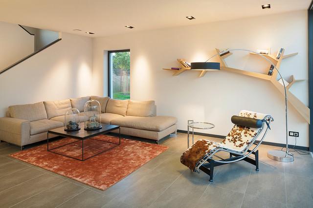 luxhaus musterhaus frechen k ln modern wohnbereich other metro von lopez fotodesign. Black Bedroom Furniture Sets. Home Design Ideas