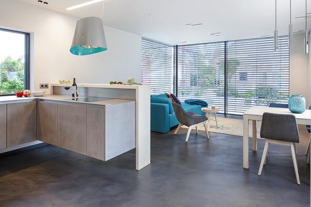luxhaus musterhaus poing m nchen skandinavisch. Black Bedroom Furniture Sets. Home Design Ideas