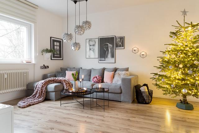 maisonette wohnung der instagramerin melike von easyinterieur skandinavisch wohnbereich. Black Bedroom Furniture Sets. Home Design Ideas