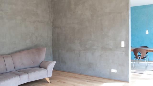 Wände Gestalten Mit Putz Wande Gestalten Hyperlabs Co Zimmer - Mineralputz auf fliesen