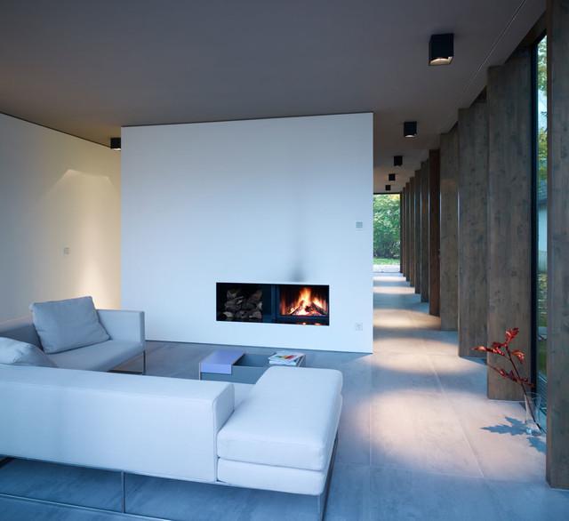 Minimalistisch Wohnzimmer