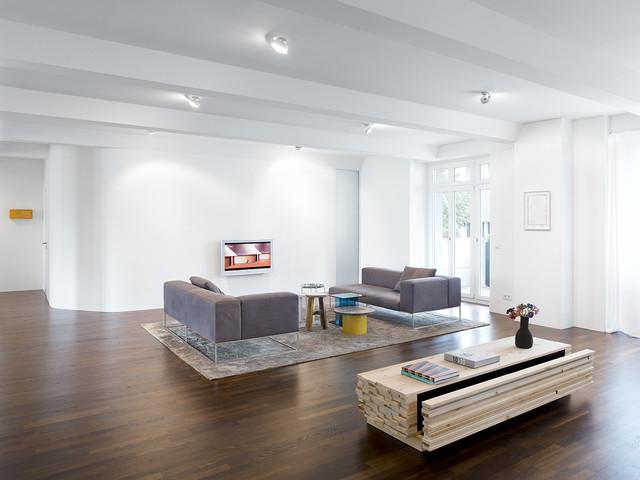 Modern Wohnzimmer By Minimum Einrichten GmbH