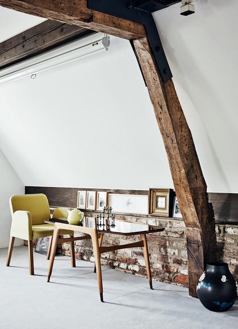 wandverkleidung in steinoptik: ideen fürs wohnzimmer - Wohnzimmer Ideen Wandgestaltung Stein