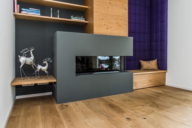 Fabulous Moderne Raumgestaltung in altem Weinmeisterhaus - Modern YH49