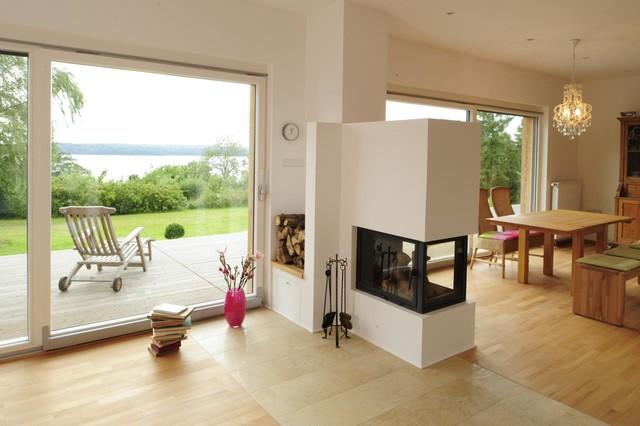 Moderner bungalow modern wohnbereich sonstige von for Moderne inneneinrichtung haus