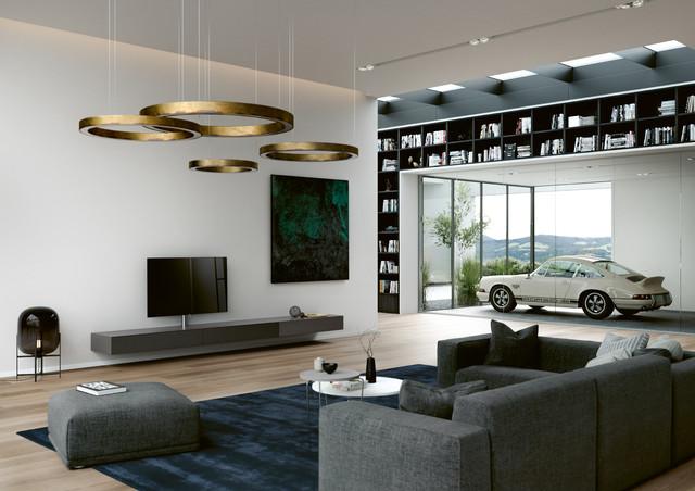 Modernes Design für Ihr Wohnzimmer - TV-Möbel \