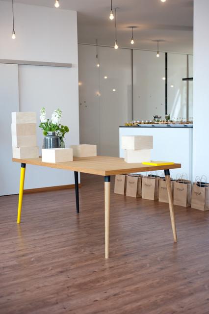 esstisch holz skandinavisch. Black Bedroom Furniture Sets. Home Design Ideas