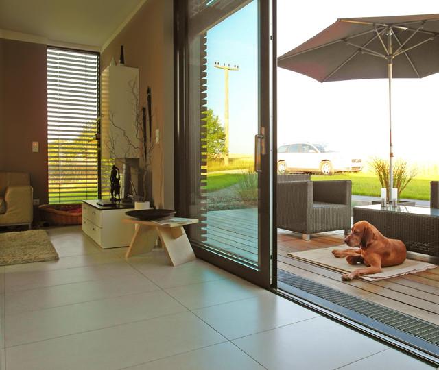 Musterhaus Freelance Modern Wohnzimmer Sonstige