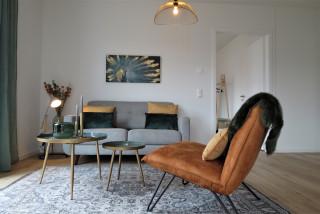 75 Offene Moderne Wohnzimmer Ideen Design Bilder November 2020 Houzz De