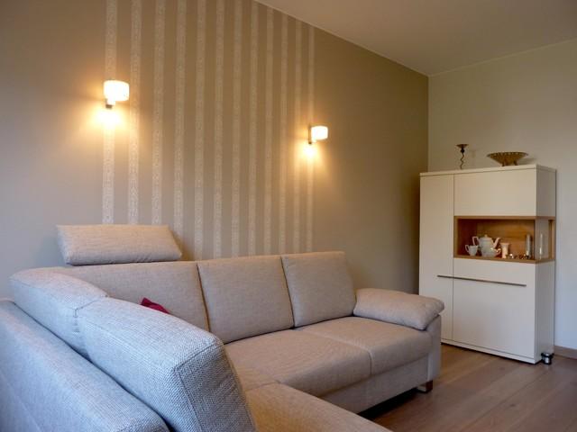 neugestaltung eines wohn esszimmers mit kamin. Black Bedroom Furniture Sets. Home Design Ideas