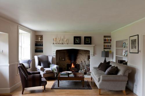 Oficina Inglesa | Cotswold Cottage, England
