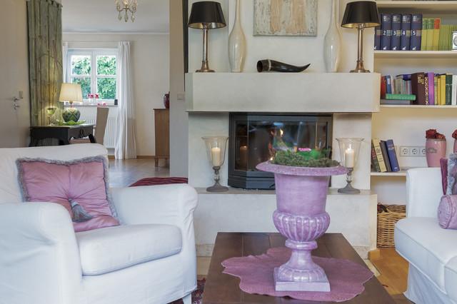petra mitterer kreativ wohnen klassisch wohnbereich. Black Bedroom Furniture Sets. Home Design Ideas