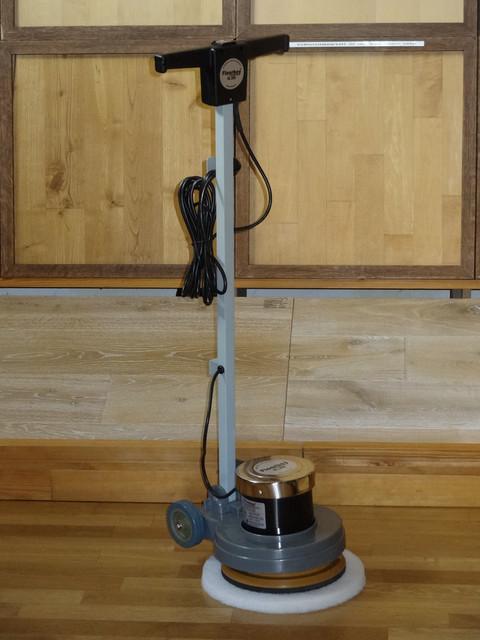 Floorboy Xl 300 poliermaschine floorboy xl 300 mit einem treibtelller und einem