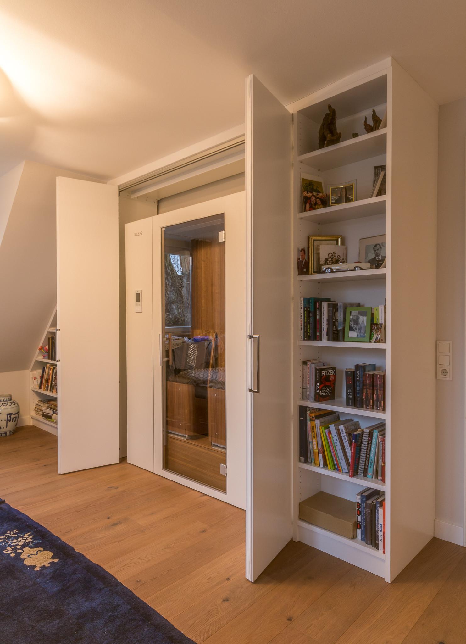 Privat-Wohnhaus Obergeschoss