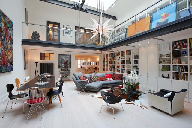 pur natur dielen douglasie select 28x300mm l nge 9 50m modern wohnzimmer hamburg von. Black Bedroom Furniture Sets. Home Design Ideas