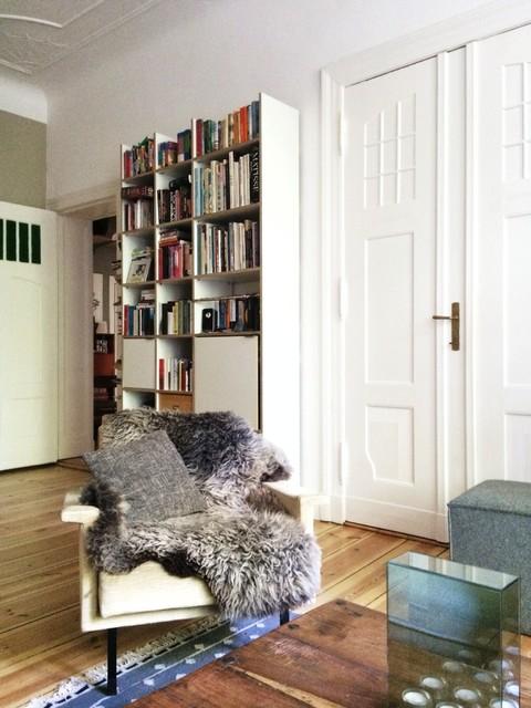 Raumkonzept für eine Altbauwohnung - Modern - Wohnzimmer - Berlin ...