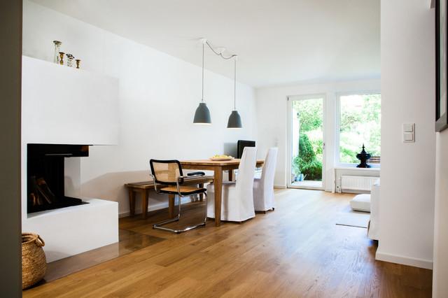 Reihenhaus K Modern Wohnzimmer München Von Bettina