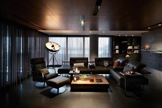 residential building keng fu lo taiwan asiatisch wohnbereich stuttgart von leicht. Black Bedroom Furniture Sets. Home Design Ideas