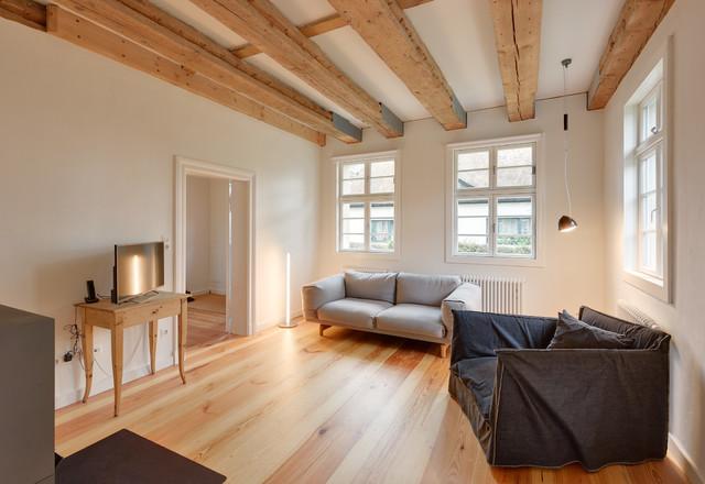 sanierung eines alten fachwerk katen an der ostee mit anbau klassisch wohnbereich berlin. Black Bedroom Furniture Sets. Home Design Ideas