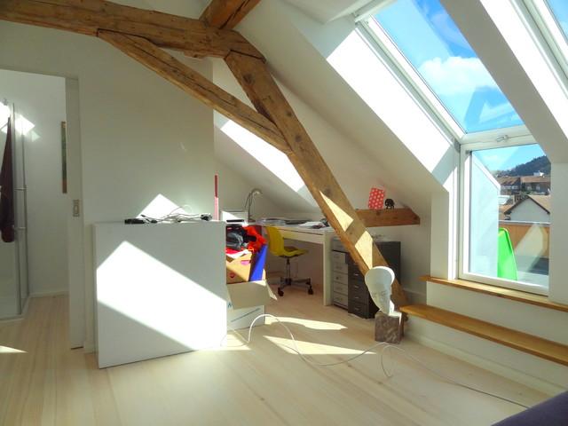 Sanierung Reihenhaus - Lörrach - kleines Haus ganz groß