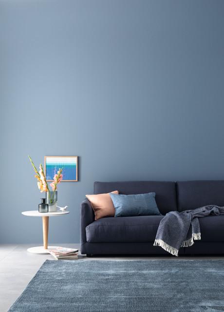 Schoner Wohnen Designfarben Inspirierendes Horizontblau