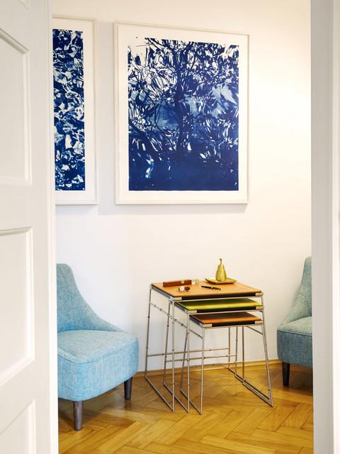 showroom m nchen eklektisch wohnbereich m nchen. Black Bedroom Furniture Sets. Home Design Ideas