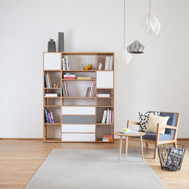 Skandinavisches Design im Wohnbereich mit Möbeln von MYCS ...