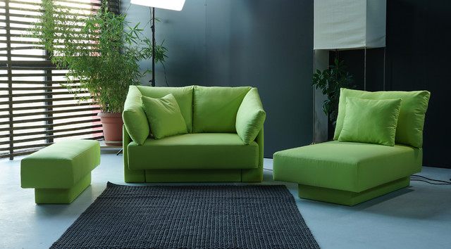 Sofa System CHOICE   Kombination CHOICE 1 Als Sitzgruppe Contemporary  Family Room