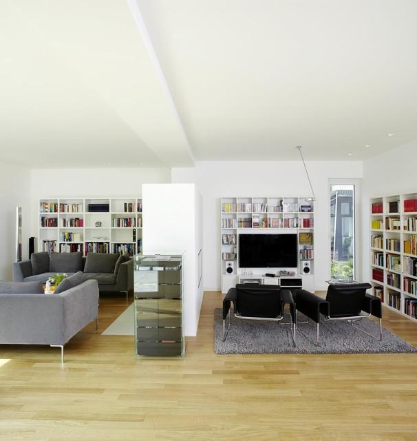 stadtvilla hb klassisch modern wohnzimmer hannover