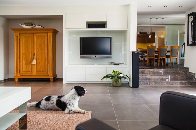 Stilmix Alt Und Neu Harmonisch Kombiniert Modern Wohnbereich