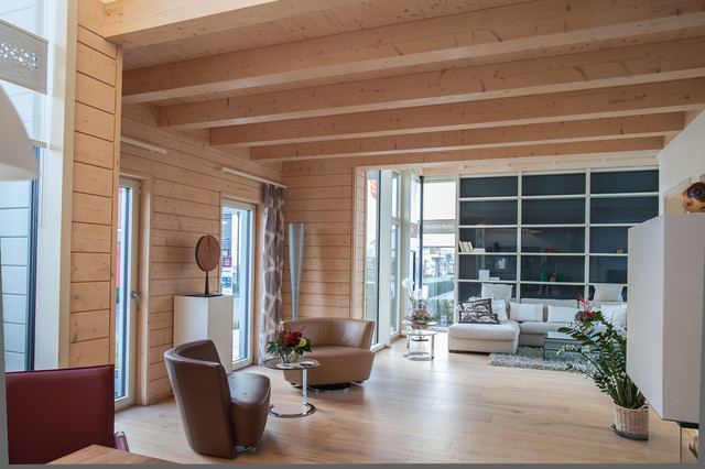 Stommel Haus Quot Cornish Oak Quot Show Home Contemporary Living Room Other Metro By Stommel Haus Uk