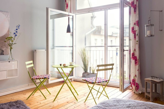 Franzosischer Balkon Definition Vorschriften Gestaltungsideen