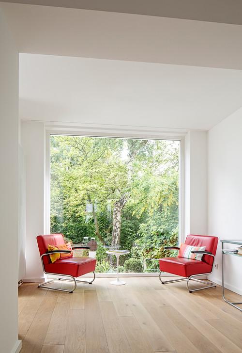 umgebautes Wohnhaus in Köln