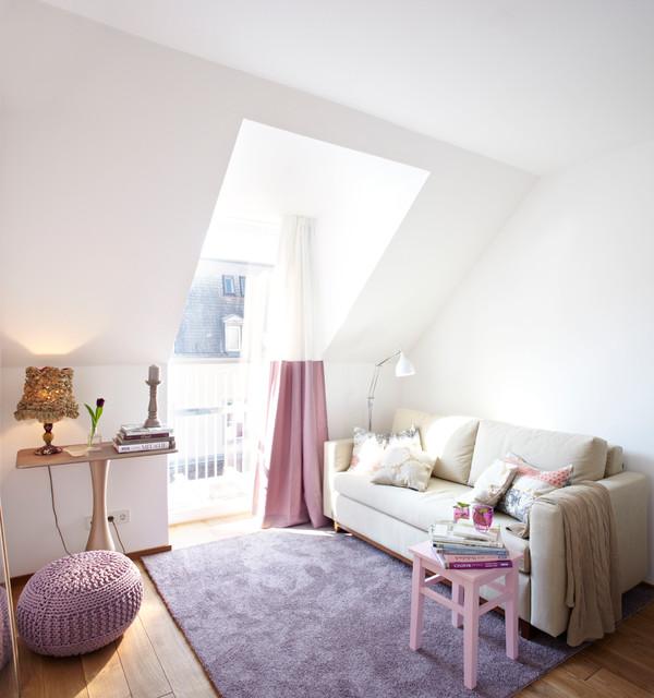 Contemporary Living Room Design Houzz: Vacation Rental W2